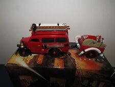 MATCHBOX FIRE ENGINE SERIE 1950 FORD e 83 W VAN