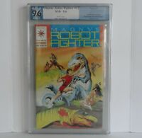 Magnus Robot Fighter #12 PGX 9.6 NM+ 1st Appearance of Turok in Valiant KEY BOOK
