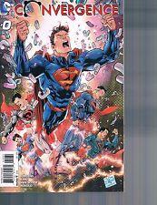 Convergence #0 Tony Daniel Variant Cover DC Comics New 52 2015
