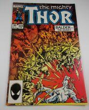 Thor #344 1984 [8.0 VF] High Grade 1st App Malekith the Accursed Dark Elf Ruler