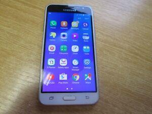 Samsung Galaxy J3 2016 SM-J320FN 8GB White 4G LTE (Unlocked) - Used - D197