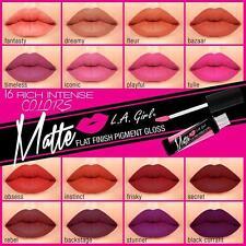 BUNDLE DEAL !! 2 PCS OF  LA Girl Matte Pigment Gloss - Choose your colors!!!