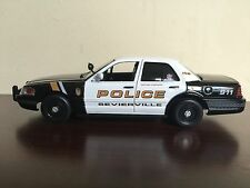 Sevierville Tennessee Police Department K-9 diecast car Motormax 1:24 scale