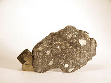New Meteorite Lunar polymict breccia NWA10480 3.65g nice slice