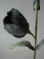 6 künstliche Magnolien Magnolienzweige Magnolie grün 93cm Kunstblumen neu in OVP