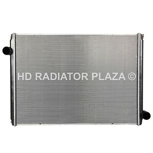 """Radiator For 94-97 Ford L Series Truck 9000 Freightliner XB Line XC 27.5"""" Height"""