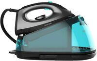 Cecotec Centro de Planchado Total Iron 7200 Titan 2700W 7 Bar 150g/min 2 Litros