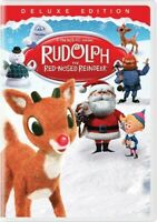 Rudolph the Red Nosed Reindeer (1964 Animated) (Deluxe Edition) DVD NEW