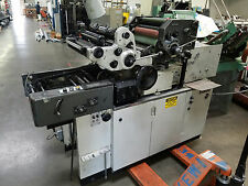 HAMADA 665CD ENVELOPE PRESS, PRESS SPECIALTIES ENVELOPE FEEDER, LK HALM JET