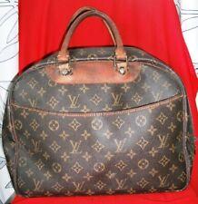 2 LVbags brown signature leather bag tote satchel lot sale