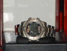 Pre-Owned Vintage Men's Wilson LWL695X Shock Resist Digital Watch