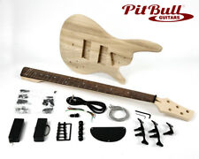 Pit Bull Guitars IB-5 Electric 5-String Bass Guitar Kit