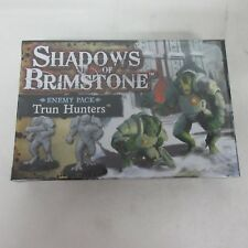 Flying Frog Productions Shadows of Brimstone Trun hunters Enemy Pack