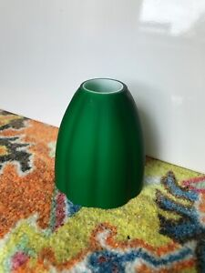 Medusa Contemporary Floor Lamp Replacement Glass Shade / Sconce in Green