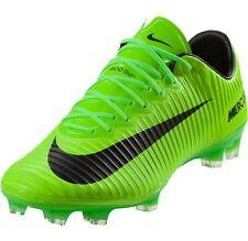 Nike Mercurial Vapor XI FG Firm-Ground Soccer Cleats Mens Size 8.5 ~ 831958-303