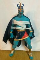 Vintage  Thundercats action  Figure Mumm Ra 15 inches toys handmade from mexico