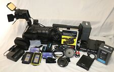 Sony PMW-EX3  High Definition Camcorder With Only (234) hours