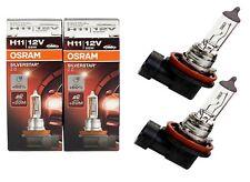 Osram Silverstar 2.0 H11 64211SV2 Autolampe (2 Stück)