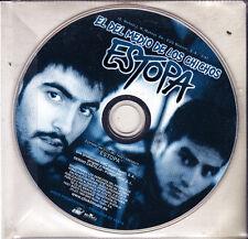 ESTOPA - EL DEL MEDIO DE LOS CHICHOS CD SINGLE NO COVER 1 TRACK PROMO 1999 SPAIN
