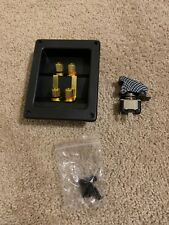 Subwoofer Speaker Adapters Kit. 3 Pieces. Not Used!