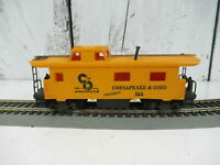 "HO Scale ""Spirit Of 76"" SLSF 1776 Freight Train Caboose Car"