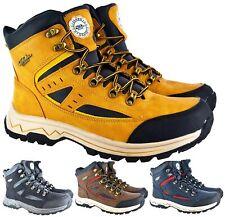 NIEVE al tobillo para hombre Caballeros Senderismo Para Senderismo Y Botas Zapatos De Invierno Térmica Esquí walkinh