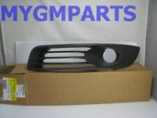 CHEVY IMPALA FOG LIGHT BEZEL GRILLE LEFT 2006-2011 NEW OEM GM  22756161