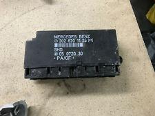 MERCEDES BENZ W202 BODY CONTROL MODULE 202 820 11 26   2028201126