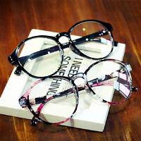 Fashion Retro  Men's Women's Eyeglasses Clear Lens Glasses Design Nerd UV400