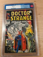 Doctor Strange 169, Marvel 1968, 1st Dr. Strange in his own title, CGC 9.4