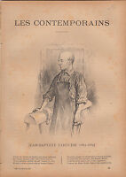 Laroudie, Jean-Baptiste Tanneur Tannerie FRANCE JOURNAL COMPLET 16 PAGES 1893