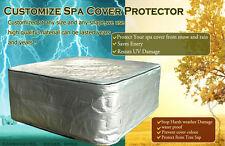hot tub cover guard  215x215x90cm(7f )  spa cover cap fits,jacuzzi,hotspring
