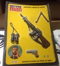 GEYPERMAN ACTION MAN BLISTER REF.7307 Colt Car M16 5-56 mm SIN USAR 1975