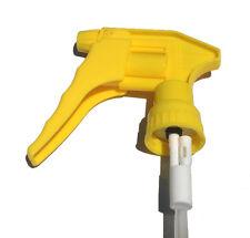 4 PCS Heavy Duty Chemical Resistant Trigger Sprayer Spray Bottle upside sprayer