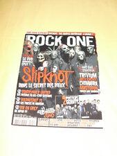 ROCK ONE MAG N°4 Hors-Série janvier 2006 Slipknot