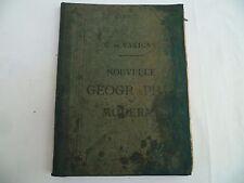 Ancien Atlas de la nouvelle géographie moderne MM.Morieu et Perrin