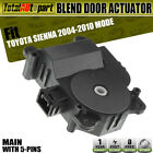 Main AC Heater Blend Door Actuator Mode for Toyota Sienna 2004-2010 87106-08050