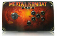 PDP Mortal Kombat Tournament Ed Fight Stick for Xbox 360 or PC NEW in Sealed Box