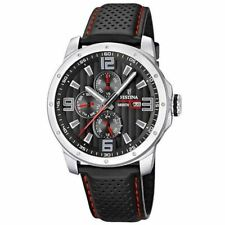Men's watch FESTINA Multifunction F16585/8 - New