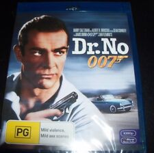 Dr No James Bond 007 (Australia Region B) Bluray – New