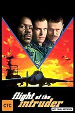 Flight Of The Intruder (DVD, 2003) Region 4 (VG Condition)