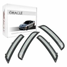 ORACLE Lighting 9880-019 Concept LED CLEAR Sidemarkers For Dodge Charger 2015-18