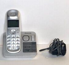 Panasonic KX-TGL430 Digital Cordless Phone System with Answering Machine  White