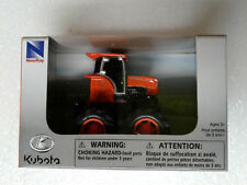 Kubota Mini Monster Tractor 1:64 Scale Models Friction Drives