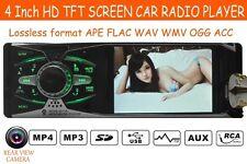 12V 4'' HD Car Radio Stereo In-Dash  Mp3  FM/USB/Aux  Head Unit ID3 Breakpoints