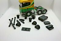 1:50 Scale Lorry/Diorama/Heavy haulage accessories Pack