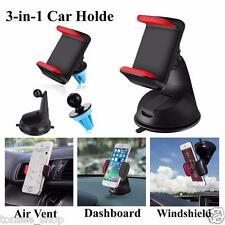 360° Auto Halter Windschutzscheibe Mount Halterung für Mobile Handy iPhone GPS
