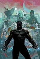 BLACK PANTHER #1 (MARVEL 2018) - PRESALE NM  Pre Sold out (5 Copies)  Pre Order