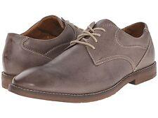 Bostonian Verner Plain Slate Leather Dapper Oxford Lace Shoes US 13  EU 47