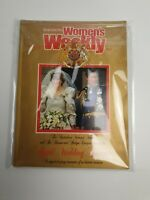Vintage Australian Women's Weekly Royal Wedding Souvenir Charles Diana 1981